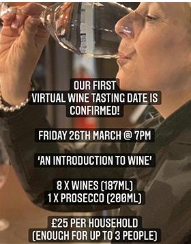 Peepo | Virtual Wine Tasting